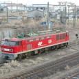 JR貨物電気機関車EF510